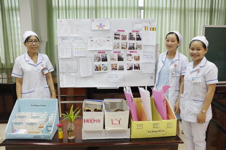 Thực hành 5S hiệu quả và ứng xử văn hóa công cộng tại bệnh viện, cơ sở khám chữa bệnh